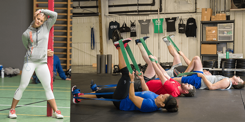 Effective Stretching Exercises to Improve Crossfit Performance & Recovery