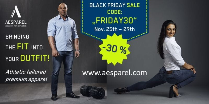aesparel cyber weekend