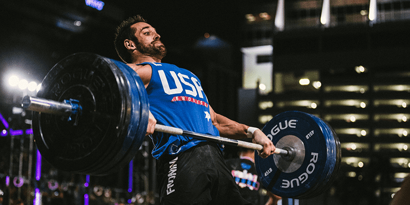 2016 Crossfit Team Invitational Rich Froning