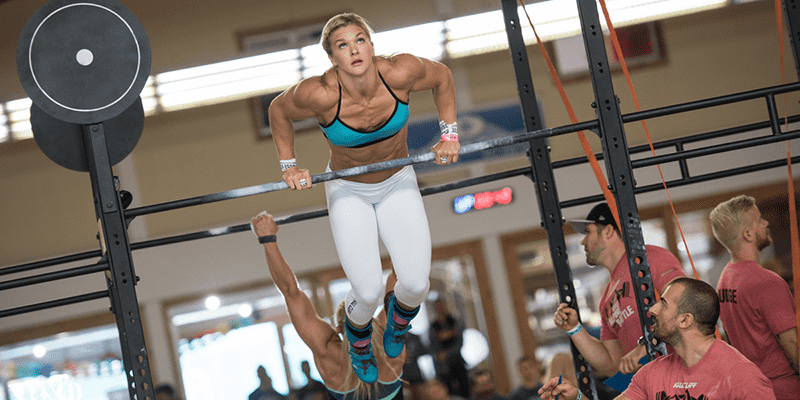 Improve Your Muscle Ups With this Exercise from Brooke Ence