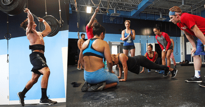 unspoken laws crossfit athletes training