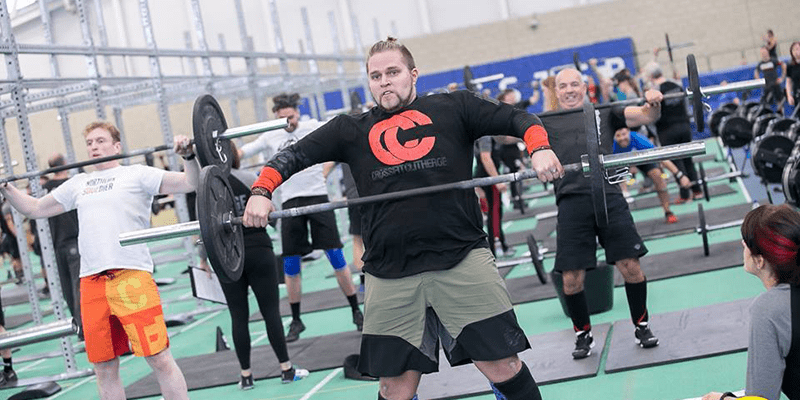 first time crossfit competition
