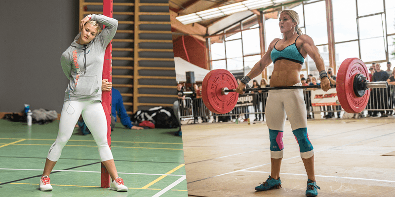 brooke ence crossfit training