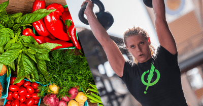 lose weight nutrition articles female crossfit athlete