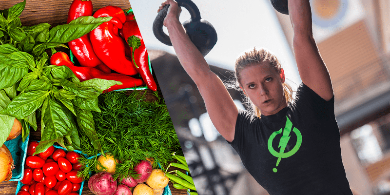 nutrition articles female crossfit athlete fat loss