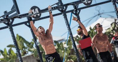 upper body strength pull ups