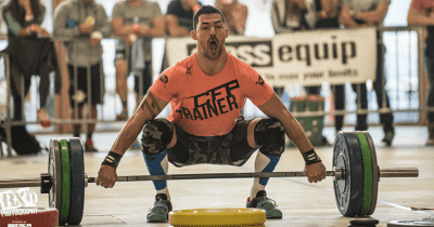 crossfit goals snatch lift