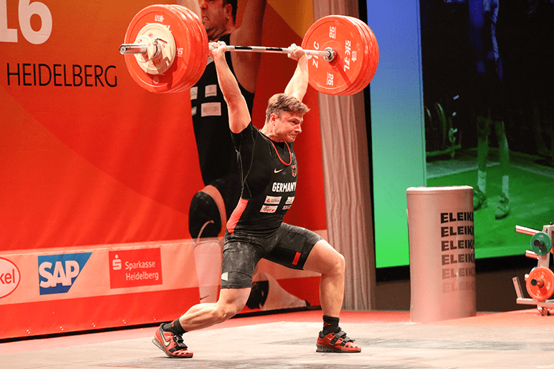 Top Olympic Weightlifting Tips from German Athlete Max Lang