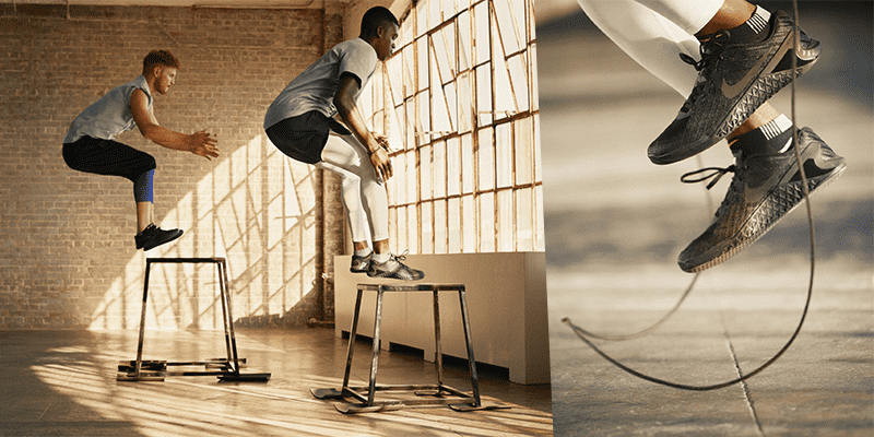 Nike Metcon 3 Box Jumps and Double Unders