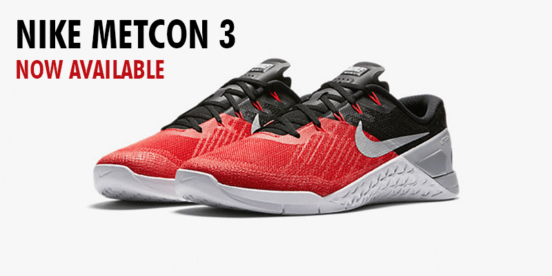 The Nike Metcon 3 is Out Now! STOP EXERCISING, START TRAINING