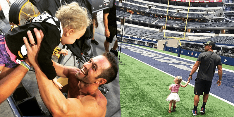 Rich Froning's Daughter is doing CrossFit Already!