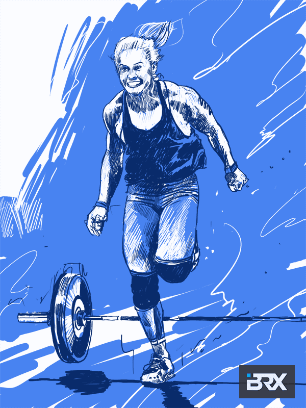 sara sigmundsdottir crossfit games athlete