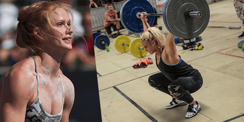 Annie Thorisdottir Vs Sara Sigmundsdottir in The Snatch Ladder