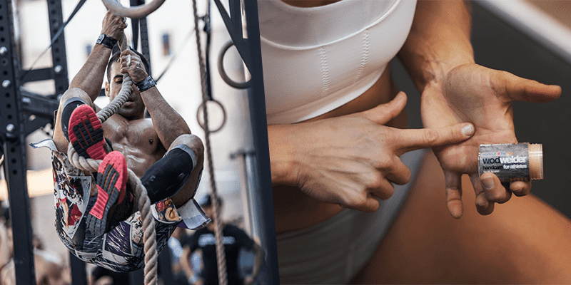 Rope Climbs Hand Care