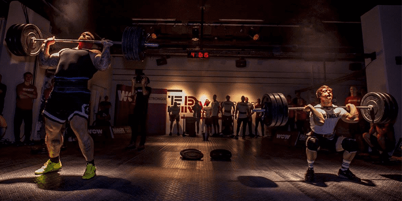 Strongman Meets Crossfit: 7 Great Moments from WOW Stronger in Iceland