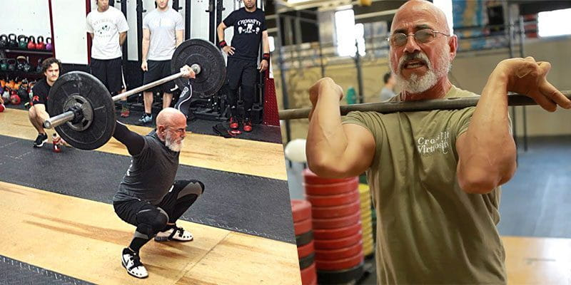 From Cancer to Champion: Jacinto Bonilla, the 76 yr Old Crossfitter Still Going Strong!