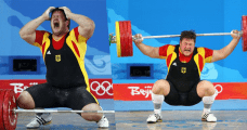 olympic lifting clean and jerk