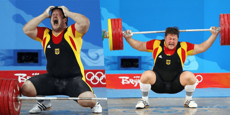 Lifting for Love – One of the Best Moments ever in Olympic Weightlifting!