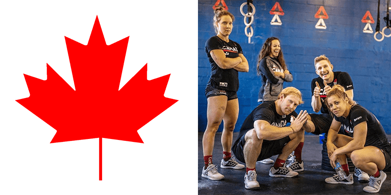 Find Out Which Two Canadian Crossfit Games Athletes will Battle in the 17.1 Open Announcement!