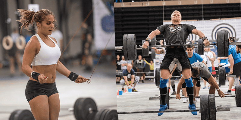 the crossfit open 2019 athletes