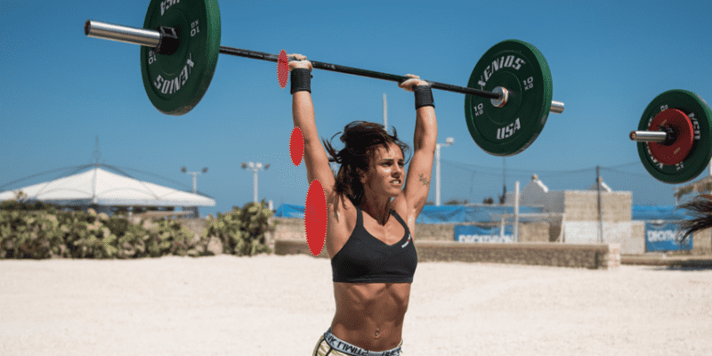 overhead mobility crossfit