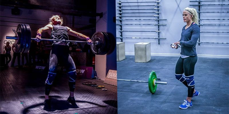Sara Sigmundsdottir SMASHES ICELANDIC RECORD with a 91 kg Snatch!