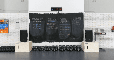 crossfit set free blackboard