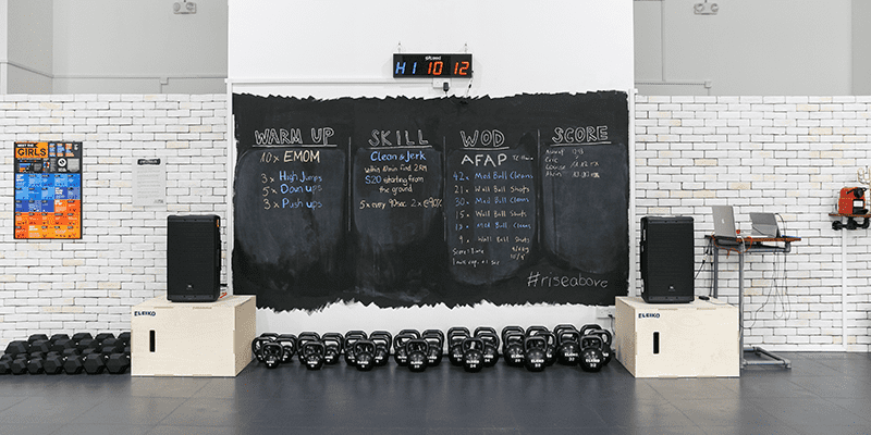 CrossFit Explained – AMRAP, EMOM, WOD? What Does it all Mean?