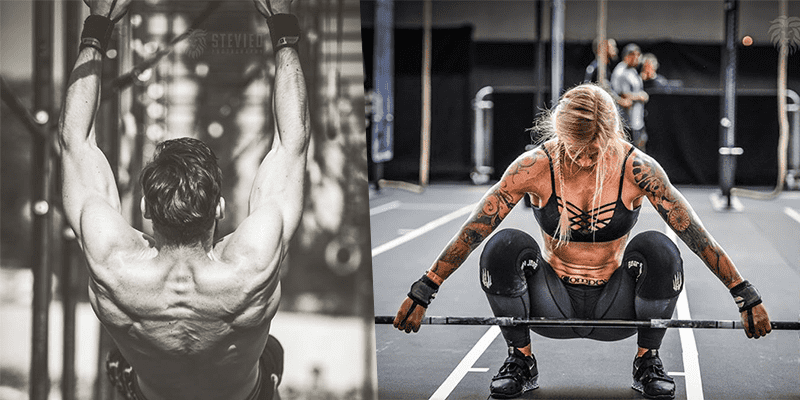 crossfit athletes shoulder mobility and strength