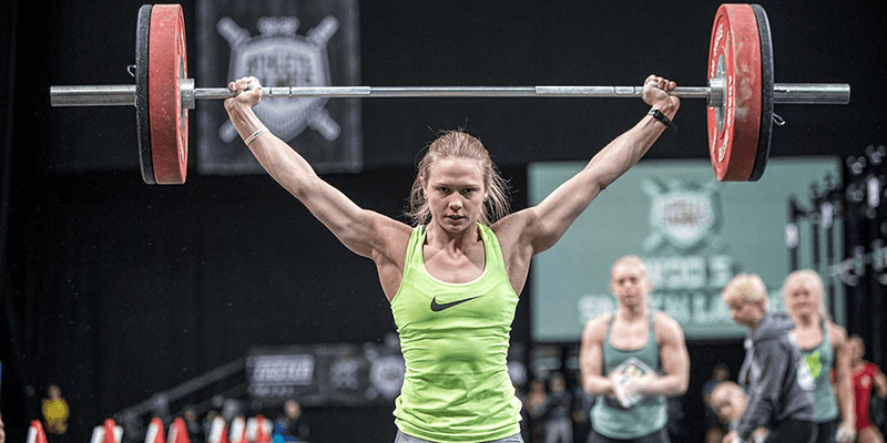 Thuri Helgadottir sets NEW ICELANDIC RECORD with an 84 kg Snatch (59 kg Bodyweight)