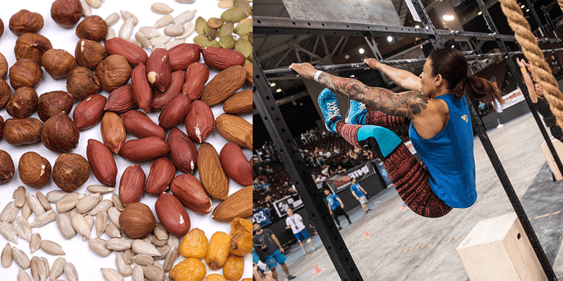 post workout protein sources nuts