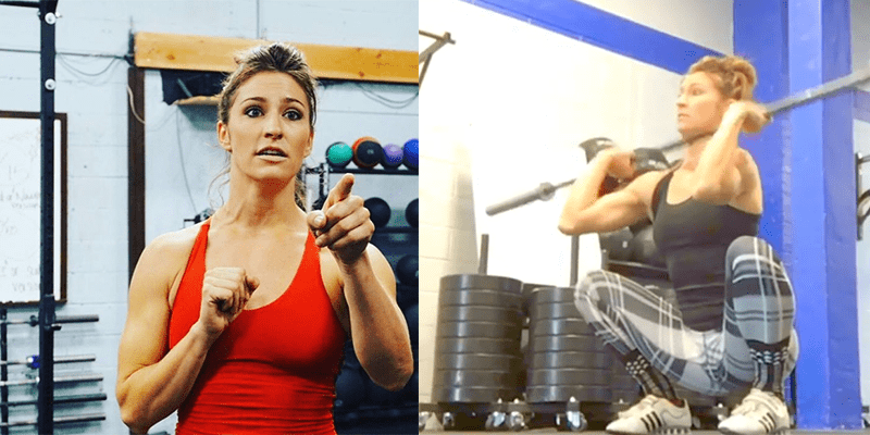 3 Snatch Warm Up Exercises From Andrea Ager to Improve your Lifting