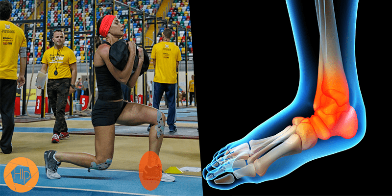 ankle mobility and how to test it