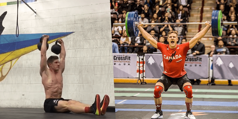 brent fikowski crossfit games athlete shoulder strength
