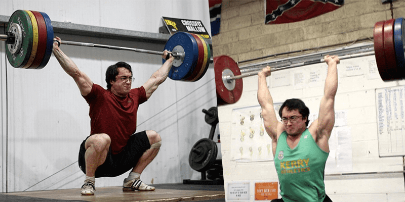 4 Awesome Lifts from Irish Lifter Clarence Kennedy