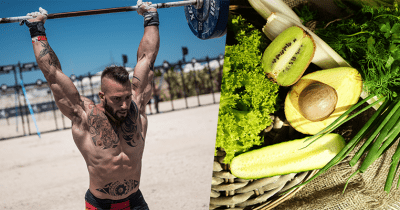 crossfit nutrition athlete avoid illness