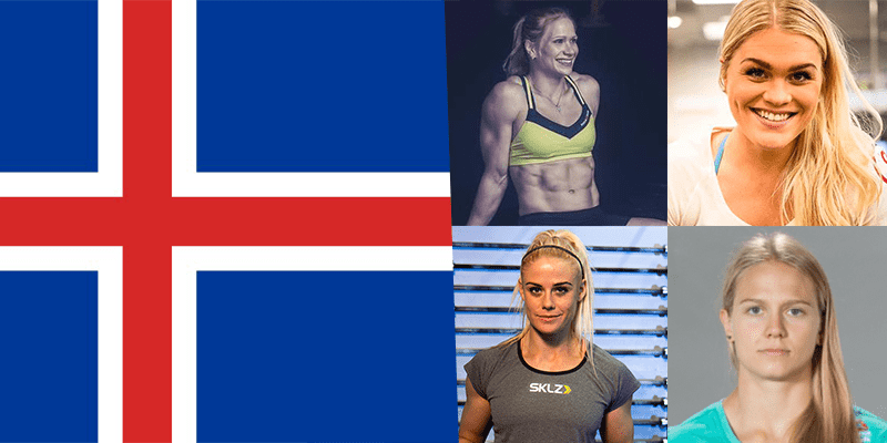 CROSSFIT NEWS: Find Out which Dottirs Will Battle in The 17.5 Open Announcement!