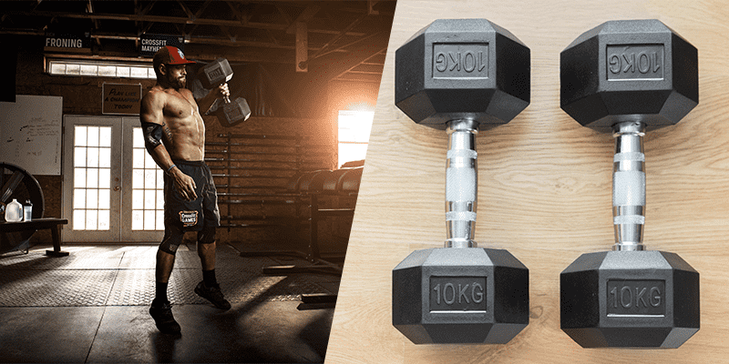 15 Conditioning Dumbbells Workouts for Crossfitters