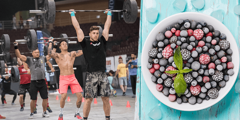 10 Foods to Improve your Health, Recovery and Performance for Crossfit