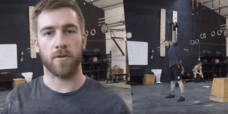 Nicolai Duus Sets Incredible Sub 10-Minute Time for 17.1 CrossFit Open Workout!