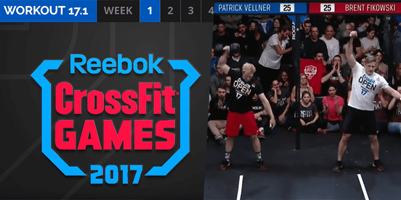 The Crossfitters Strategy Guide to The 17.1 CrossFit Open Workout