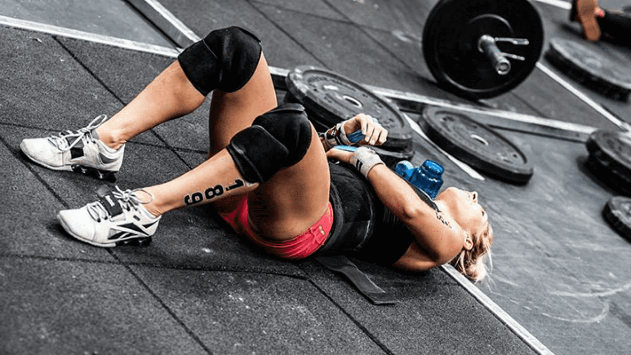 WOD PAIN: 20 Minutes, 100 Burpees and Row as Far as Possible