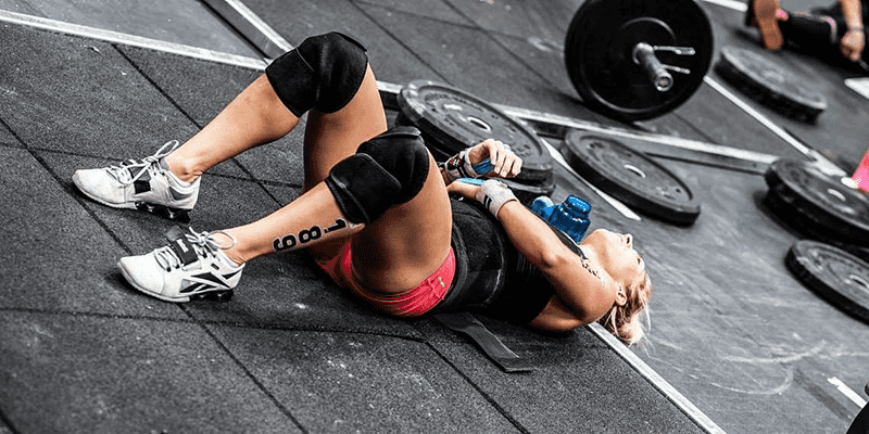 crossfit recovery position vitamin c deficiency