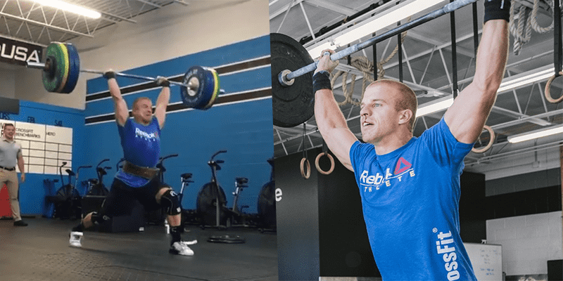 Scott Panchik Smashes a 163 kg (360 lb) Clean and Jerk!