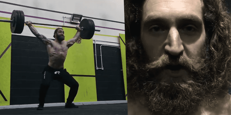 UK CrossFit Coach Predicts First Dumbbell Workout from The CrossFit Open 2017!