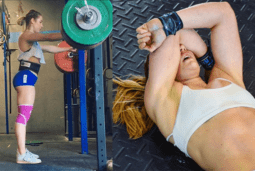 Athletes Competing in CrossFit Open Workout 17.4 Announcement – Brooke Wells