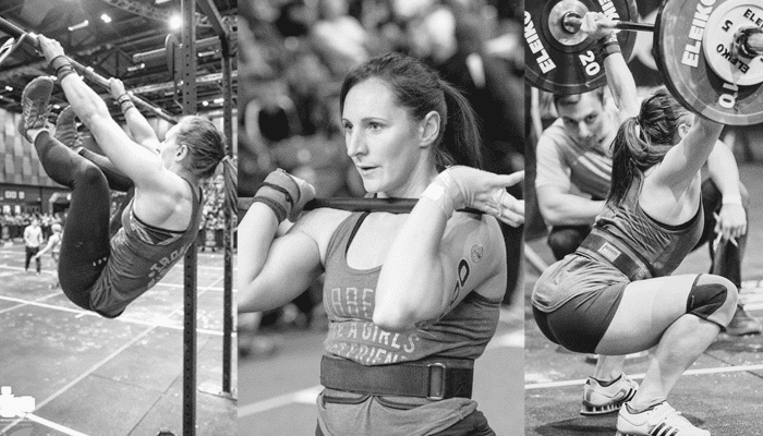 Charlotte Spence uk female crossfitters