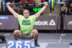 Athletes Competing in CrossFit Open Workout 17.3 Announcement – Cole Sager