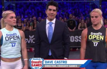 """BREAKING CROSSFIT NEWS – Dave Castro just announced the last Open WOD: """"17.5 is…"""""""
