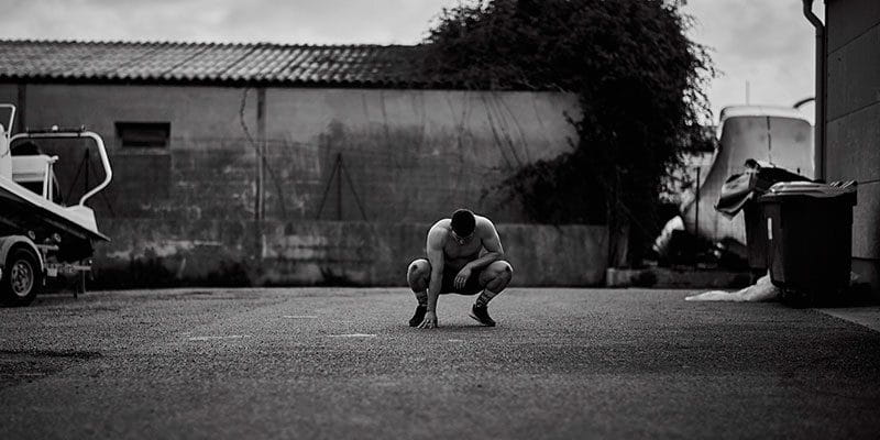 How to Cope With Fear and Anxiety in CrossFit Open Workouts